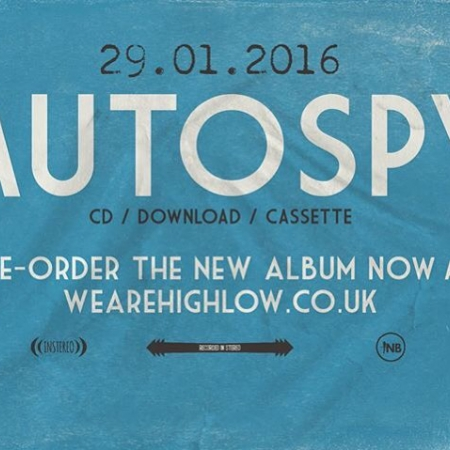 Go to www.wearehighlow.co.uk to pre order our new album 'Autospy'. Available on CD, Cassette and Download. There are also bundles available with some awesome looking t-shirts. GET INVOLVED. #support #newmusic #altrock #independent #fuzz #albumnumber2 #alternative #grunge