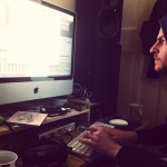 Mixing_time.__mixing__studio__recording__debutalbum_March_29__2014_at_0203PM
